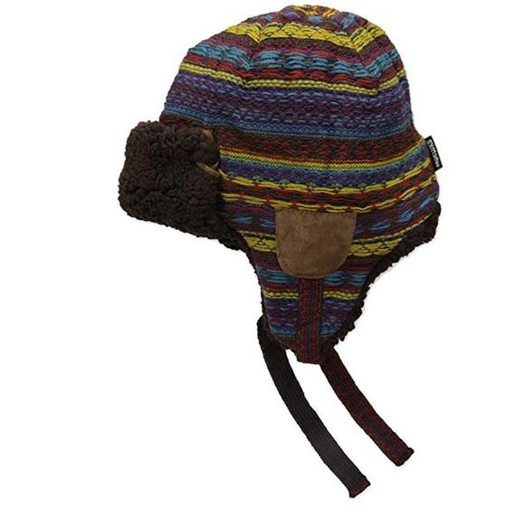 db9e0a7ea62eb New Muk Luks Vintage style trapper hat